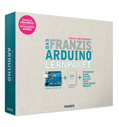 Franzis: Das Franzis Arduino Lernpaket für nur 29,95 Euro statt 59,99 Euro bei Idealo