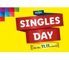 Lidl: Nur heute Singles Day mit Top Angeboten + keine Versandkosten mit Gutschein ab 50 Euro MBW