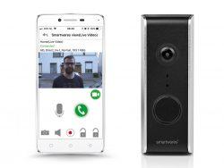 Smartwares DIC-23112 Wifi Video-Türklingel für 95,90 € (127,99 € Idealo) @iBOOD