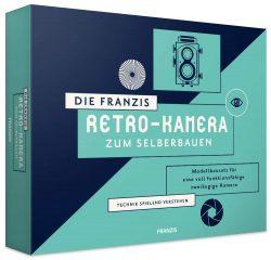 Weltbild: Franzis Retro-Kamera zum Selberbauen für nur 9,99 Euro statt 20,99 Euro bei Idealo