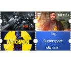 1 Monat Sky Ticket mit den neuesten Serien + 1 Tag besten Live-Sport für € 4,99 (nur für Neukunden)