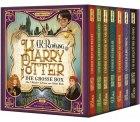 Amazon: Die große Box zum Jubiläum – Alle 7 Harry Potter Bände Hörbuch Ungekürzte Ausgabe gelesen von Rufus Beck für nur 49,59 Euro statt 61,99...