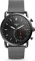 Amazon: Fossil FTW1161 Smart Watch für Herren mit Edelstahl Armband für nur 95,09 Euro statt 147,26 Euro bei Idealo