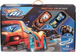 Amazon: Hot Wheels FBL83 Ai Intelligent Race System für nur 33,11 Euro statt 66,66 Euro bei Idealo