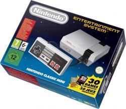 Amazon: Nintendo Classic Mini NES für nur 49,99 Euro vorbestellen statt 79,95 Euro bei Idealo