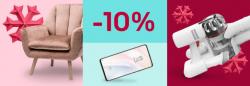 Ebay: 10% Rabatt auf Elektronik, Möbel, Mode, u.v.m. von ausgewählten Händlern mit Gutschein ohne MBW