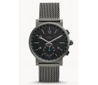 Fossil Herren Hybrid Smartwatch Barstow Edelstahl Grau für 83,30 € (152,43 € Idealo) @Fossil (Dealtext lesen!)