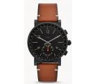 Fossil Herren Hybrid Smartwatch Barstow Leder Braun für 70,70 € (140,73 € Idealo) @Fossil (Dealtext lesen!)