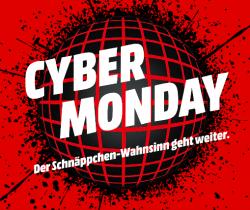 Mediamarkt: Cyber Monday Deals bis zum 3. Dezember 2019