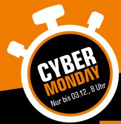 Saturn: Cyber Monday Deals + versandkostenfrei bis zum 3. Dezember 2019