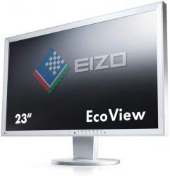 Voelkner: EIZO 58.4cm (23 Zoll) FlexScan Full HD LCD-Monitor für 99 Euro statt 241,76 Euro bei Idealo