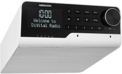 Amazon: MEDION P66120 WLAN DAB+ Bluetooth Unterbauradio mit Amazon Alexa für nur 44,99 Euro statt 85,94 Euro bei Idealo
