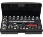 Galaxus: KS Tools 1/4 Steckschlüssel-Sortiment, 26-tlg. für nur 22,65 Euro statt 29,58 Euro bei Idealo