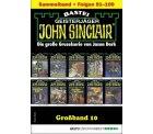 John Sinclair Großband 10 – Horror-Serie: Folgen 91-100 in einem Sammelband gratis statt 10,99 Euro