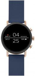 Skagen: Skagen SKT5110 Smartwatch Falster 2 – Silikon – Marine für nur 99 Euro statt 178 Euro bei Idealo