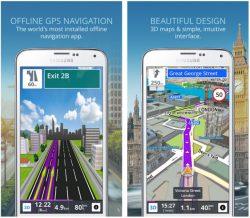 Sygic GPS Navigation App mit bis zu 83% Rabatt z.B. Premium Europa mit lebenslanger Lizenz für nur 9,99 Euro statt 49,99 Euro