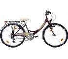 Amazon: KS Cycling Kinderfahrrad 24 Zoll Gurlz lila RH 36 cm für nur 99,99 Euro statt 184,30 Euro bei Idealo