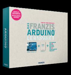 Franzis: Das Franzis Arduino Lernpaket mit Gutschein für nur 22,95 Euro statt 53,26 Euro bei Idealo