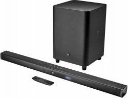 JBL Bar 3.1 Kanal 4K Ultra HD Soundbar mit Wireless Subwoofer für 299 € (399 € Idealo) @Alternate