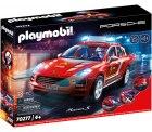 Spiele Max: PLAYMOBIL 70277 Porsche Macan S Feuerwehr mit Gutschein für nur 35,99 Euro statt 44,88 Euro bei Idealo