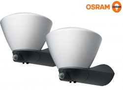 2x Osram Endura Style Outdoor LED-Laternenlampen mit Sensor für 35,90 € (49,96 € Idealo) @iBOOD