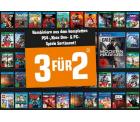 3 für 2 Games Aktion für PS4, Xbox One und PC @Saturn
