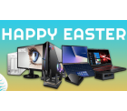 Bis zu 40% Rabatt auf Technik im Happy Easter Sale @Notebooksbilliger