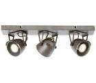 Ebay: BRILLIANT KA Deckenstrahler Metall Burned steel 3-Flammig für nur 29,99 Euro statt 48,59 Euro bei Idealo