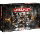 Saturn: Monopoly Assassins Creed Syndicate in Deutsch für nur 28 Euro statt 39,95 Euro bei Idealo