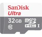 Saturn: SANDISK Ultra Speicherkarte 32 GB für nur 6 Euro statt 9,98 Euro bei Idealo