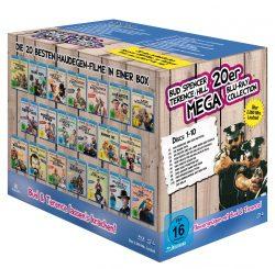 Amazon: Bud Spencer & Terence Hill – 20er Mega Blu-ray Collection für nur 71,02 Euro statt 104,99 Euro bei Idealo