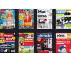 Readly: 2 Monate über 4000 Magazine wie Computer Bild, Playboy, Auto Bild, Men's Health gratis