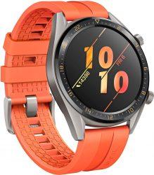 Saturn: HUAWEI Watch GT Active Smartwatch + Wechselarmband in schwarz für nur 89 Euro statt 127,89 Euro bei Idealo