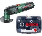 Alternate: Bosch Multifunktions-Werkzeug PMF 220 CE mit Starlock-Set Best of Cutting 4+1 für nur  66,89 Euro statt 82,90 Euro bei Idealo
