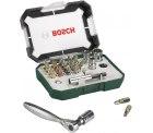 Amazon: Bosch 26tlg. Schrauberbit- und Ratschen-Set für nur 12,79 Euro statt 17,02 Euro bei Idealo