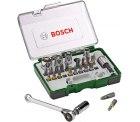 Amazon: Bosch 27tlg. Schrauberbit- und Ratschen-Set für nur 11,69 Euro statt 16,45 Euro bei Idealo