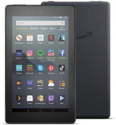Amazon, Saturn und Mediamarkt: AMAZON Fire 7 7 Zoll Tablet 16 GB mit Spezialangeboten für nur 44,99 Euro statt 68,69 Euro bei Idealo