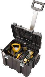 Amazon: Stanley Werkzeugtruhe mit Rollen 66 cm für nur 41,87 Euro statt 103,36 Euro bei Idealo