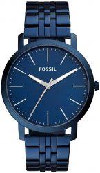 Fossil: Fossil BQ2324 Luther Herren Chronograph Edelstahl Blau für nur 47 Euro statt 88,20 Euro bei Idealo