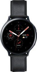 Mediamarkt: SAMSUNG Galaxy Watch Active2 Stainless Steel 44mm BK Smartwatch für nur 234,45 Euro statt 369,99 Euro bei Idealo
