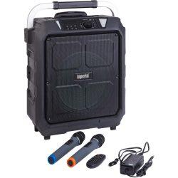 Teleropa: BEATSMAN 100 akkubetriebener 100W Bluetooth Lautsprecher-Trolley mit 2 Mikros mit Gutschein für nur 129,99 Euro statt 169 Euro bei Idealo
