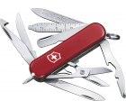 Victorinox MiniChamp Midnight Taschenmesser mit 18 Funktionen inkl. LED-Licht für 31,90 € (47,50 € Idealo) @Amazon