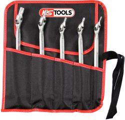 Amazon: KS Tools 517.0320 CLASSIC TX-Doppel-Gelenkschlüssel-Satz 5-tlg. für nur 27,84 Euro statt 60,79 Euro bei Idealo
