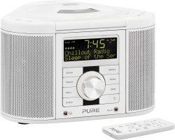 Amazon: Pure Chronos CD Series 2 Digitalradio, CD, DAB/DAB+ UKW-Radio, Weckfunktionen und Sleep-Timer für nur 112,56 Euro statt 149,95 Euro bei Idealo