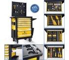 Ebay: BAMATO WORK-550 Premium XXL 348 teiliger Werkstattwagen mit Gutschein für nur 386,10 Euro statt 525 Euro bei Idealo