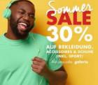 Galeria Kaufhof: 30% Rabatt auf Bekleidung, Schuhe und Accessoires mit Gutschein ohne MBW