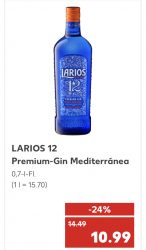 Kaufland: Gin Woche 04.06.bis 10.06.20