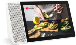 Lenovo Smart Display mit Google Assistant mit 10,1 Zoll Full-HD IPS Display für 88 € (130 € Idealo) @Notebooksbilliger