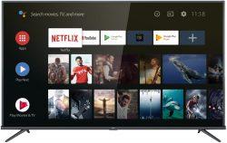 Mediamarkt und Saturn: TCL 50EP660 50 Zoll, 127 cm, UHD 4K, Android TV 9.0 SMART TV für nur 249 Euro statt 476,99 Euro bei Idealo