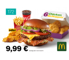 Neue McDonalds Coupons/Gutscheine zum Ausdrucken – bis zu 50% sparen, ab 31.Mai.2021